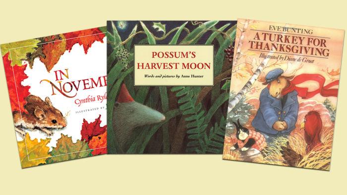 Books for teaching gratitude